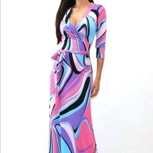 Dresses & Skirts - Women Sexy Casual Ankle Length Maxi Dress Stripe